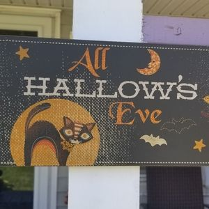 Holiday - 🐾 All Hallow's Eve Wall Decor🌙